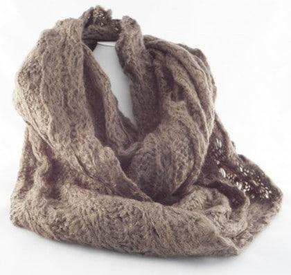 Fa ons nouer echarpe comment nouer echarpe comment porter echarpe - Nouer une echarpe ...