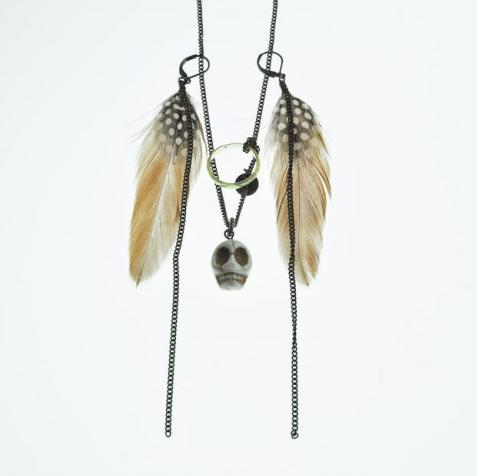 Pendentif Lila Conti - Cario bijoux
