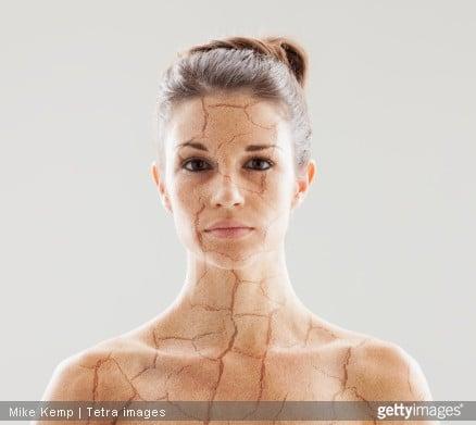 soin pour peau sèche