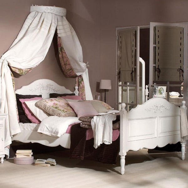 id es deco romantique idee deco shabby chic. Black Bedroom Furniture Sets. Home Design Ideas