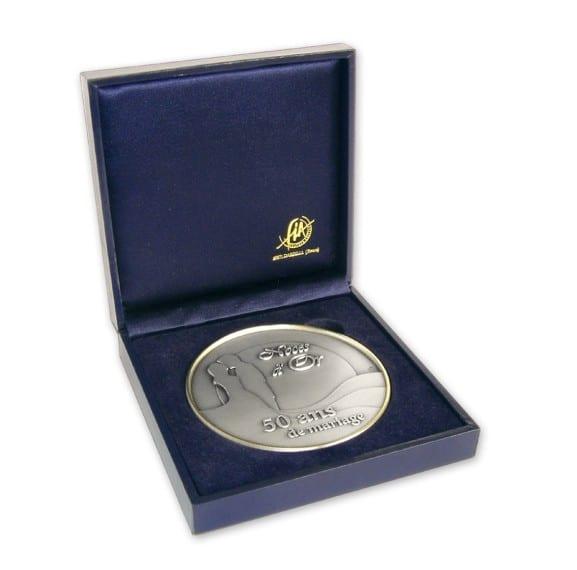 médaille noces d'or