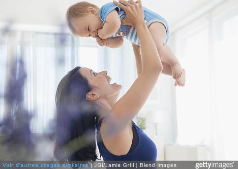 ventre plat après accouchement exercices