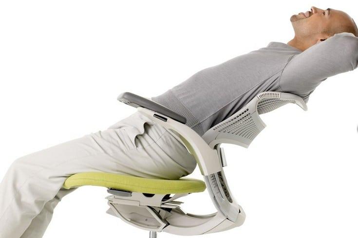 Un coin bureau dans le salon mode d 39 emploi - Chaise de bureau knoll ...
