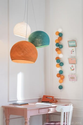 quelles couleurs choisir pour ma guirlande lumineuse mademoiselle blog. Black Bedroom Furniture Sets. Home Design Ideas