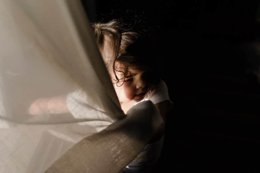 Traumatisme du déménagement chez l'enfant