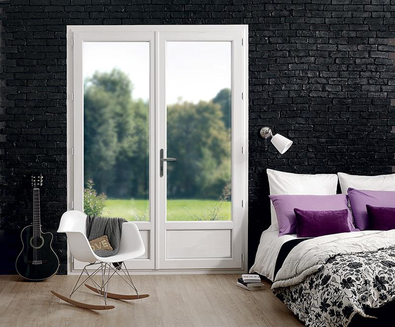 inspiration deco une chambre en noir et blanc mademoiselle blog. Black Bedroom Furniture Sets. Home Design Ideas