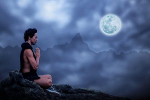 posture méditation