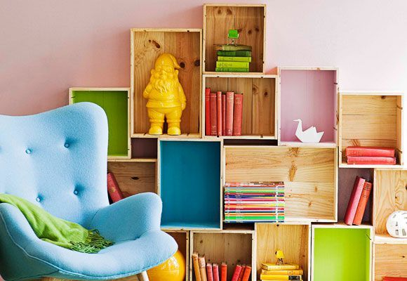 bibliotheque-caisses-DIY
