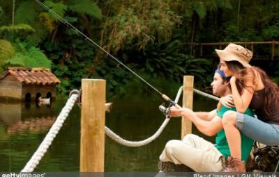 pêche-couple-insolite
