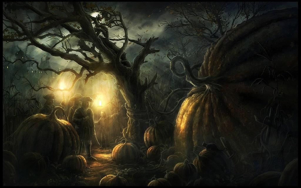 garden-halloween