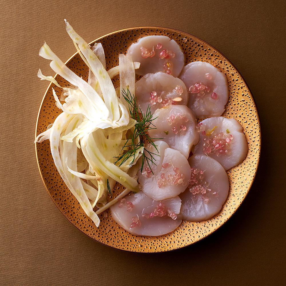 crustacees-carpaccio-saint-jacques-noel-menu-fetes-express-recettes