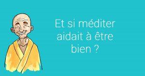 application smartphone méditation petit bambou